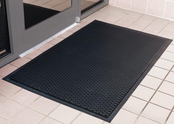 Scraper Rubber Mats Are Entrance Floor Mats By American