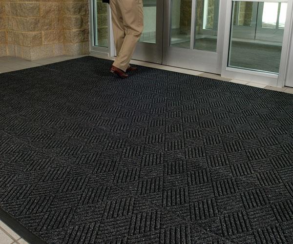 Waterhog Premier Entrance Mat Tiles Are Recessed Floor Tiles By