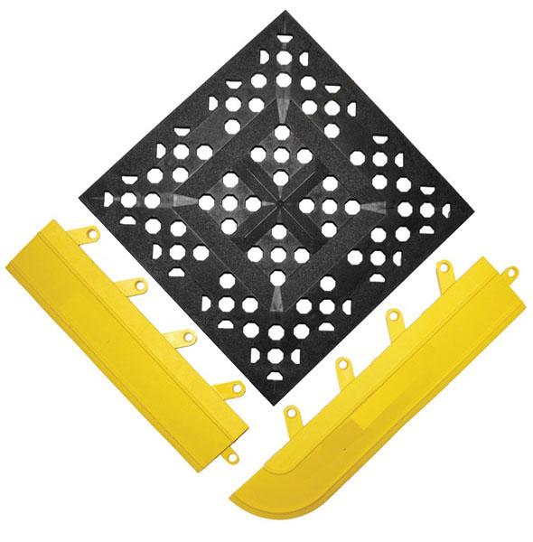 F.I.T. Drainage Ergonomic Interlocking Tiles   American Floor Mats
