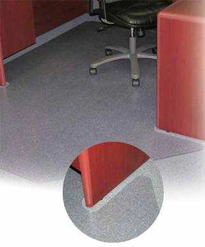 Charming Custom Chair Mats For Carpet