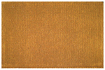 "Solid Natural Coir Mats 18"" x 30"""
