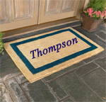 Personalized Coco Mats